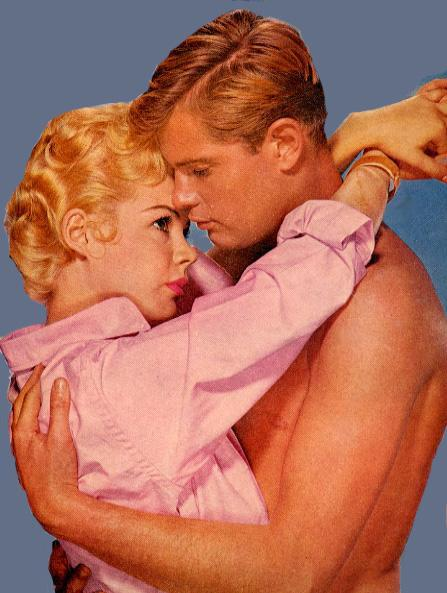 Troy Donahue and Sandra Dee - Summer Place 1959 - a photo ... Tab Hunter Today