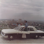 Ronald Owen Edwards & Emmett Williams,  El Paso Texas Police 1962