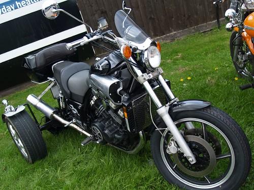 Yamaha Trike Bikes