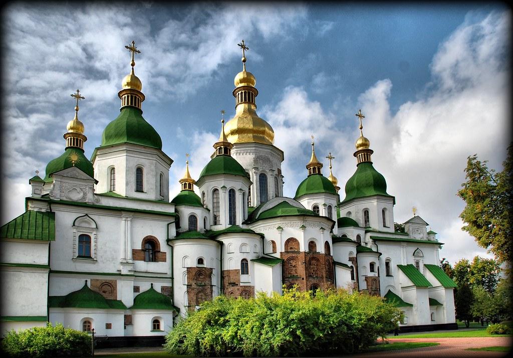 St. Sofia Cathedral - Kiev, Ukraine