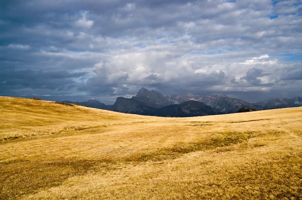 Alpe di Siusi - Seiser Alm / South Tyrol / Italy