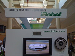 iRobot Kiosk