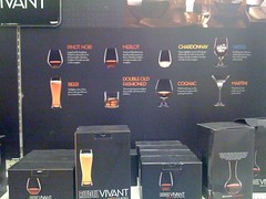 Riedel glass guide in Target #1