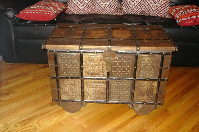 old wooden trunk coffee table flickr photo sharing