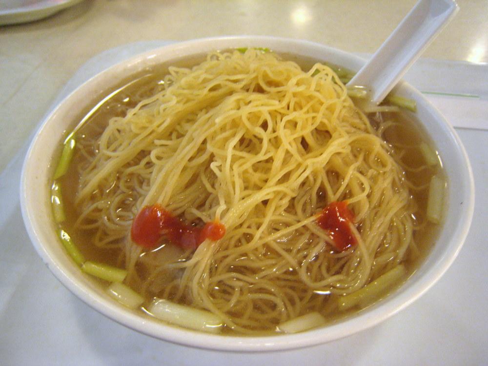 mak's shrimp dumpling soup