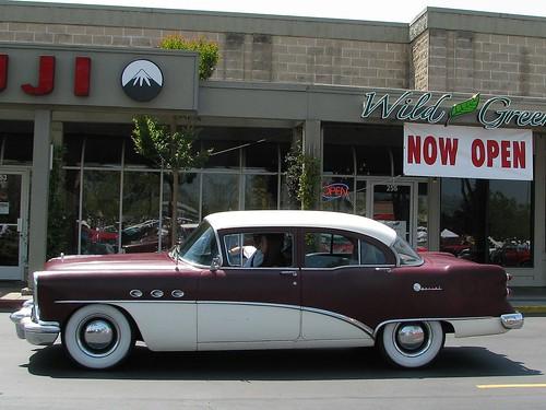 1954 buick special 4 door sedan a photo on flickriver for 1954 buick roadmaster 4 door