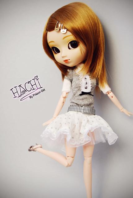 Happy Birthday Hachi!