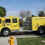 Garden Grove Fire Dept Paramedic Engine Explore Highway