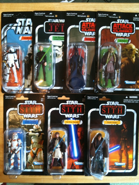 Toys Are Us Star Wars : I should ban myself from toys r us half price vintage