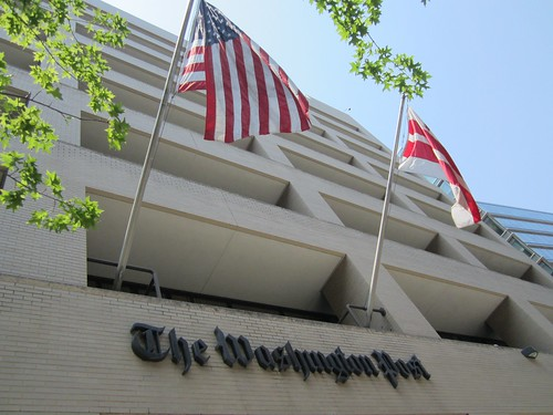 Washington, DC, June 2011: The Washington Post