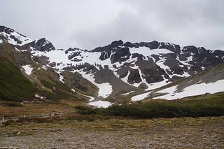029 Wandeling bij Martial gletsjer