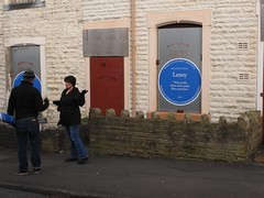 Photo of Blue plaque number 9416