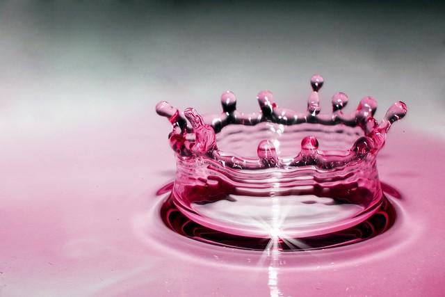 Ruby crown