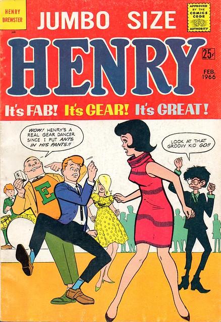 Henry - Jumbo Size - Feb 1966