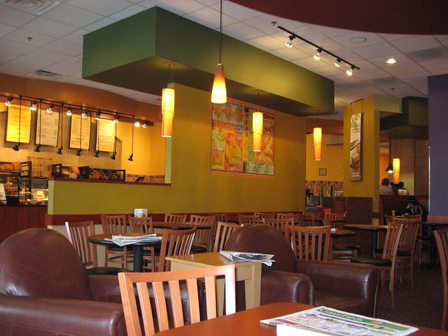 Panera Bread Interior My Blog Panera Bread Flickr Photo Sharing