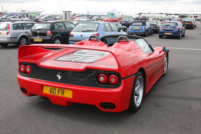 Ferrari F50 (F130 BD)