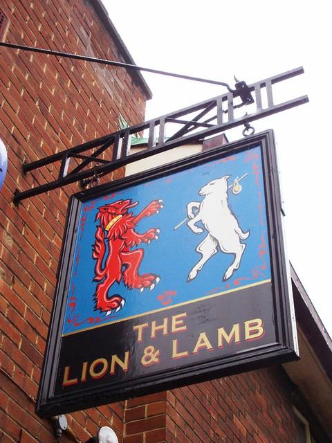 Lion and Lamb, Hoxton, N1