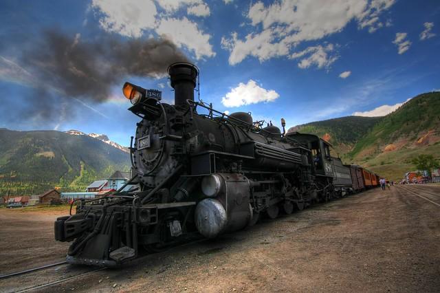 Durango Silverton Narrow Gauge Railroad