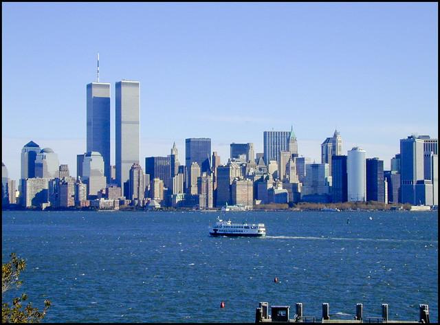 New York skyline   Flickr   Photo Sharing!