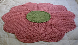 finished flower blanket | by *mia*