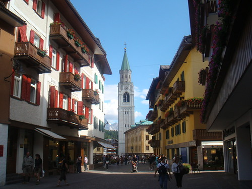 Town Center, Cortina d'Ampezzo