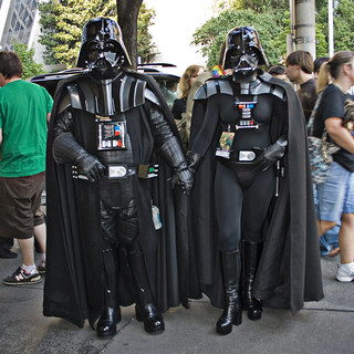 Mr. And Mrs. Vader