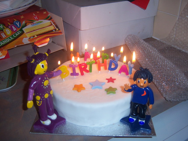 Birthday Cake Images With Name Sunny : JIm Jam and Sunny Birthday Cake Toppers Flickr - Photo ...
