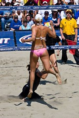 AVP Beach Volleyball - San Francisco 2008