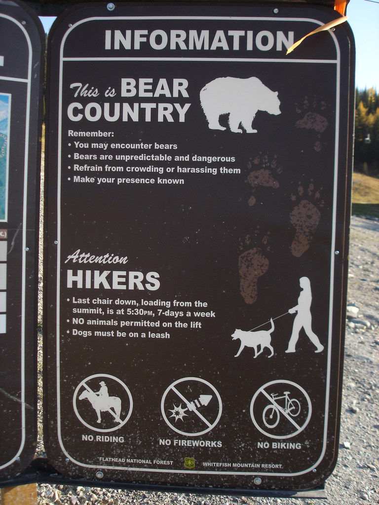 This is Bear Country