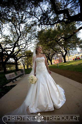 Brooke's Bridal Portraits – Houston, Texas