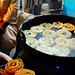 Street Food in Pakistan : Jalebis