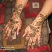 Henna on Manavi