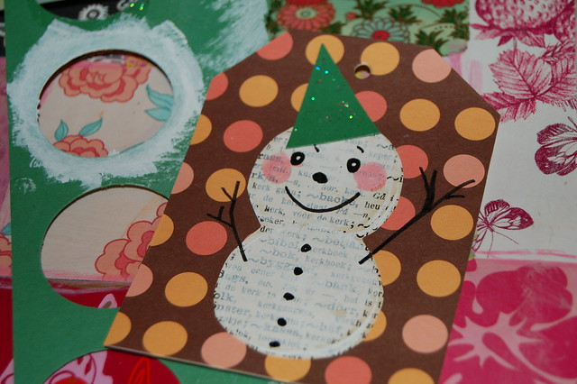 Make a Christmas Tag