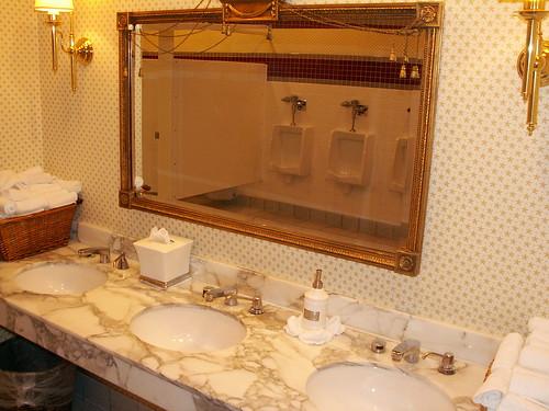 Yacht Club convention Hall Restroom