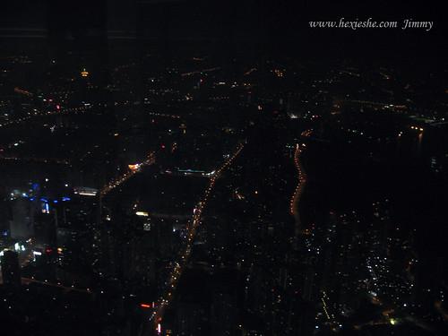 夜登上海之巅,俯瞰魔都璀璨-上海环球金融中心夜游记