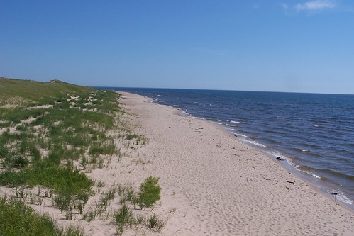 Lake Michigan from Big Sable Point