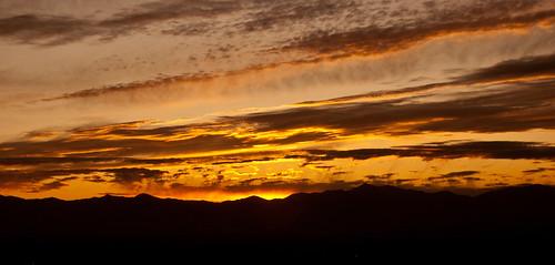 sunset mountains saltlakecity fergusoncanyon