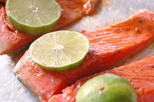 Elana's Chipotle Lime Salmon 2