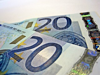Twenty Euro Notes | by Images_of_Money