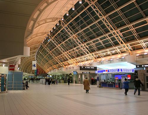 Toronto Airport Terminal