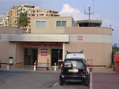 Monaco, Fontvieille heliport
