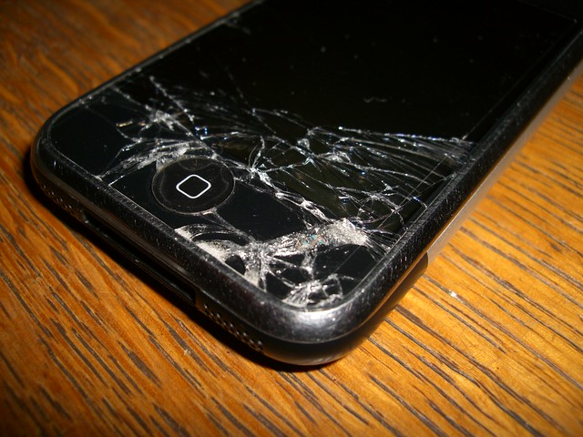Dont drop your iPhone 1