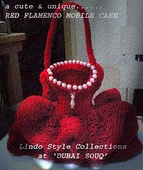 Red Flamenco MOBILE Case