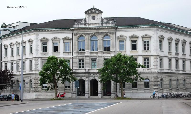 Amthaus 1, Solothurn