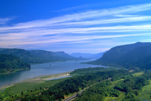 Columbia River Gorge #1