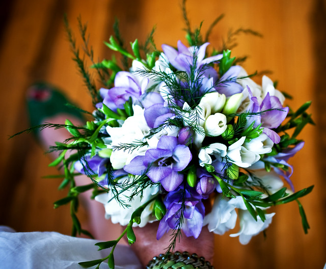 Irish Wedding Flowers