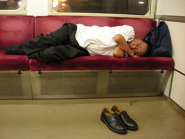 Sleepless in Yokohama