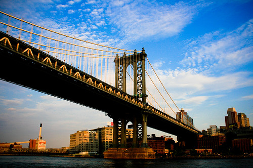 Manhattan Bridge : ps70