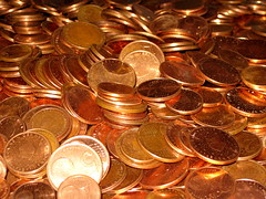 cash, metal, money, close-up, copper, gold, coin, circle, currency,