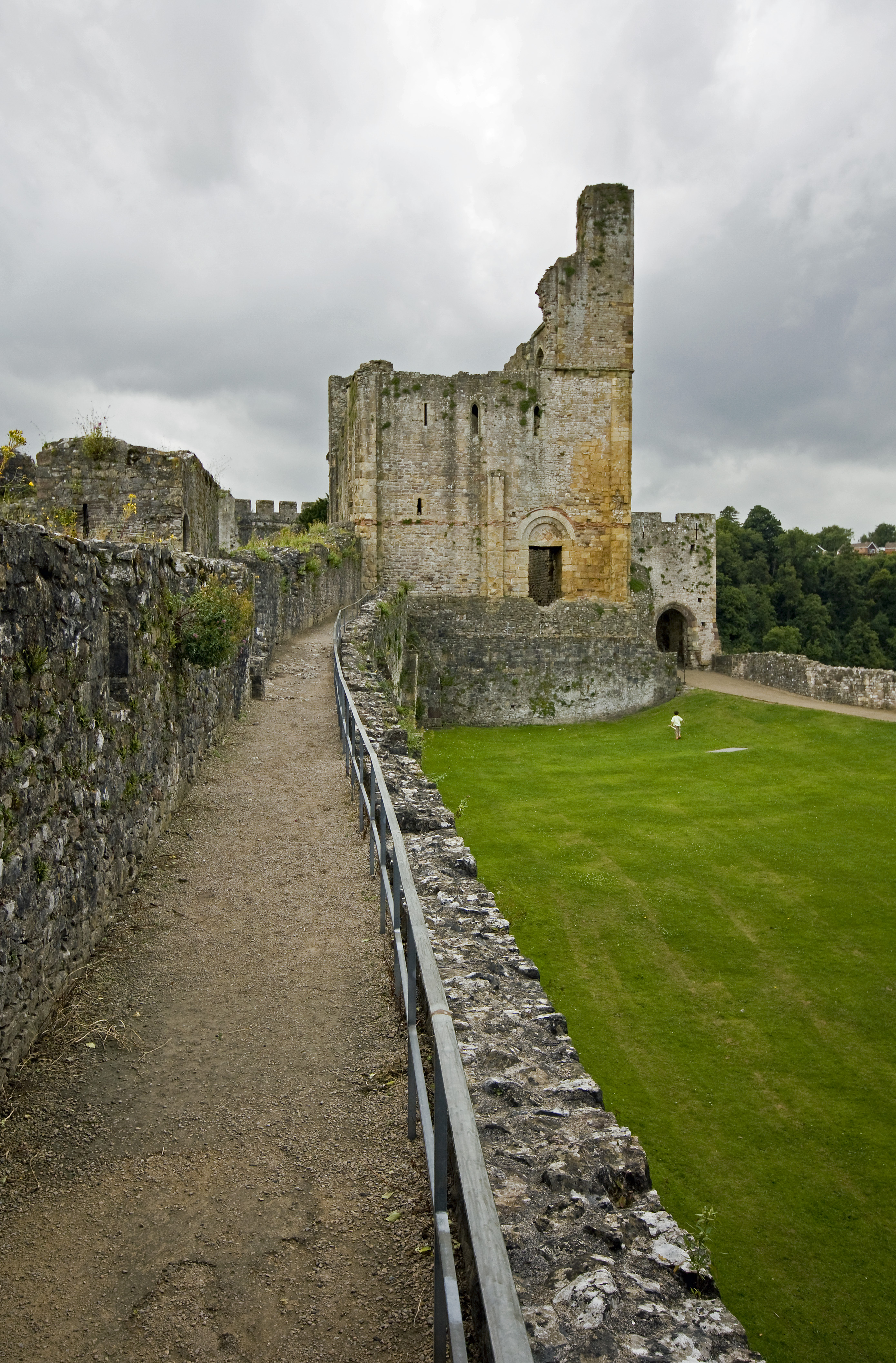 Chepstow United Kingdom  City new picture : IMG 1333 Chepstow Castle Wales | Chepstow Castle in Wales. | Flickr ...